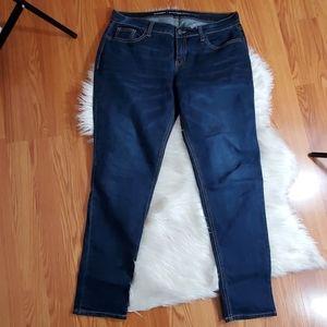 Old Navy Boyfriend skinny jeans 8 regular